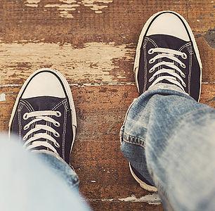 Eliminate shoe odor in sneakers