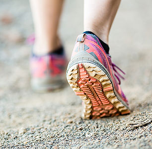 Shoe odor free and foot odor free trainers